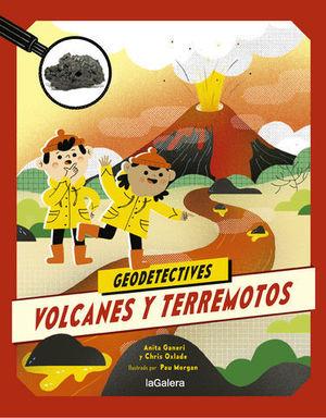 GEODETECTIVES. VOLCANES Y TERREMOTOS 2.
