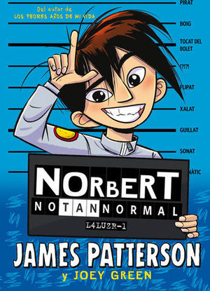 NOBERT NO TAN NORMAL