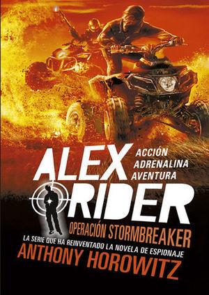 ALEX RIDER.  OPERACION STORMBREAKER