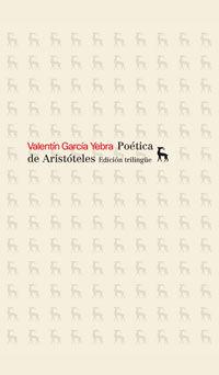 POETICA DE ARISTOTELES