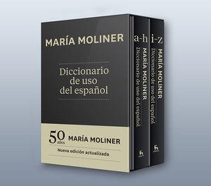 DICCIONARIO DE USO DEL ESPAÑOL MARIA MOLINER ED. 2016