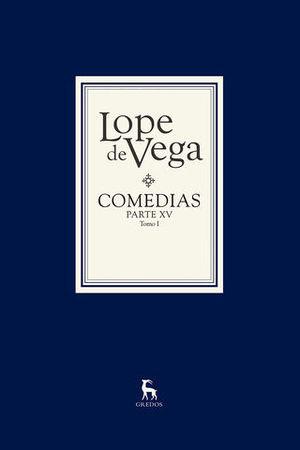 COMEDIAS PARTE XV ( 2 TOMOS )