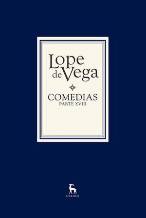 COMEDIAS PARTE XVIII (2 VOLS).