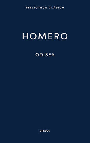 ODISEA (HOMERO).BIBLIOTECA CLASICA