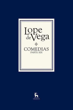 COMEDIAS. PARTE XIX  ( 2 VOLS. ).