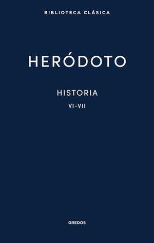 HISTORIA VI - VII