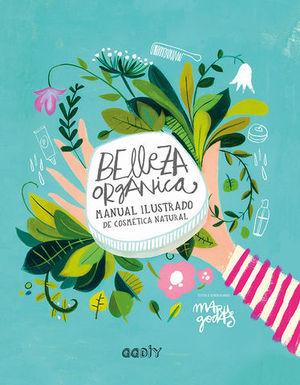 BELLEZA ORGANICA Y MANUAL ILUSTRADO
