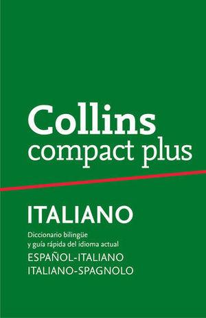 DICCIONARIO COMPACT PLUS ITALIANO  NUEVA EDICION