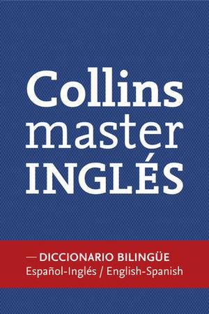 DICCIONARIO COLLINS MASTER ESPAÑOL INGLES ED. 2012