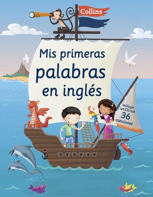 MIS PRIMERAS PALABRAS EN INGLES