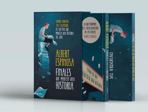 FINALES QUE MERECEN UNA HISTORIA (EDICION ESPECIAL CON CALENDARIO 2020