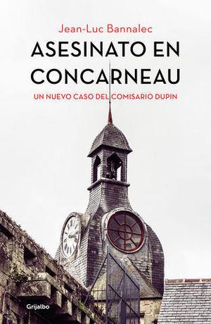 ASESINATO EN CONCARNEAU ( COMISARIO DUPIN 8 )