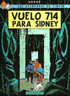 TINTIN Y EL VUELO 714 PARA SIDNEY