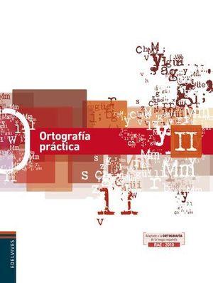 ORTOGRAFIA PRACTICA II