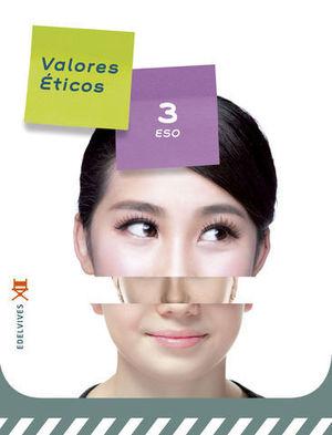 VALORES SOCIALES Y CIVICOS 3º ESO #SOMOSLINK ED. 2015