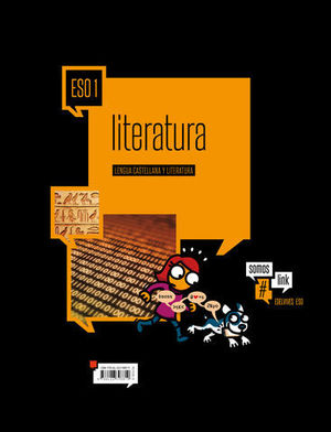 LENGUA CASTELLANA Y LITERATURA 1º ESO #SOMOSLINK ED. 2015