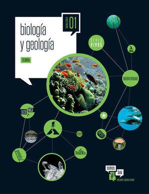 BIOLOGIA Y GEOLOGIA 1º BACHILLER #SOMOSLINK ED. 2015