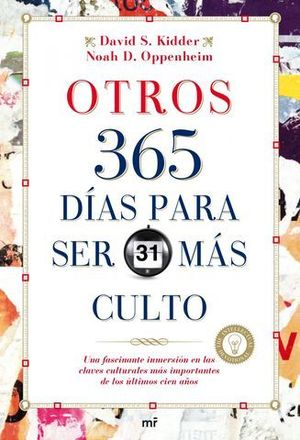 OTROS 365 DIAS PARA SER MAS CULTO