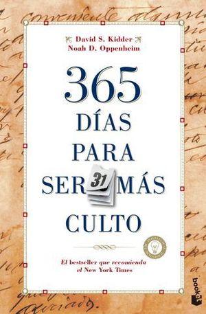 365 PARA SER MAS CULTOS