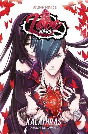LOVE WARS.  ANIME MIND II