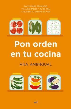 PON ORDEN EN TU COCINA.