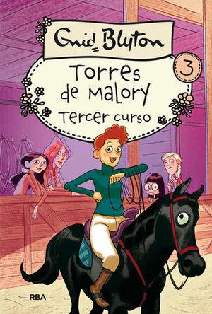 TERCER AÑO EN TORRES DE MALORY 3.