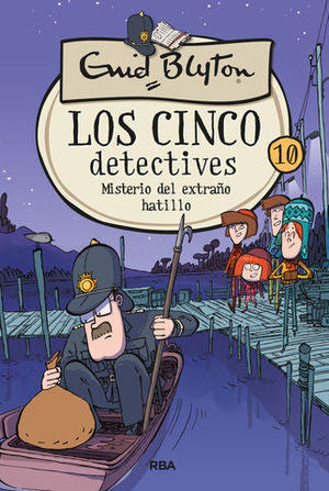 LOS CINCO DETECTIVES.  MISTERIO DEL EXTRAÑO HATILLO