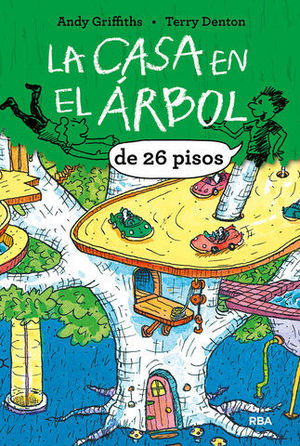 LA CASA EN EL ARBOL DE 26 PISOS