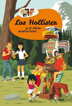 LOS HOLLISTER Y EL IDOLO MISTERIOSO