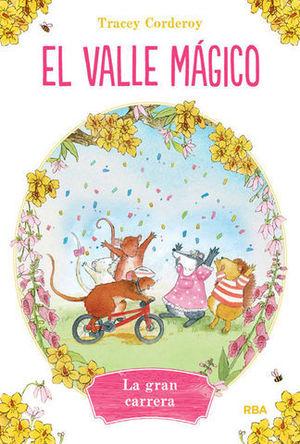 EL VALLE MAGICO 3. LA GRAN CARRERA