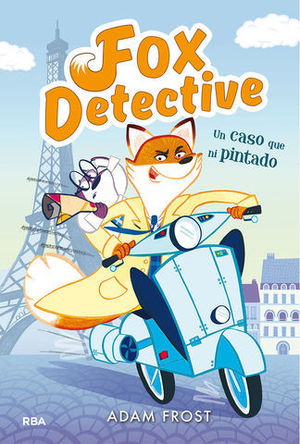 FOX DETECTIVE 1. UN CASO QUE NI PINTADO