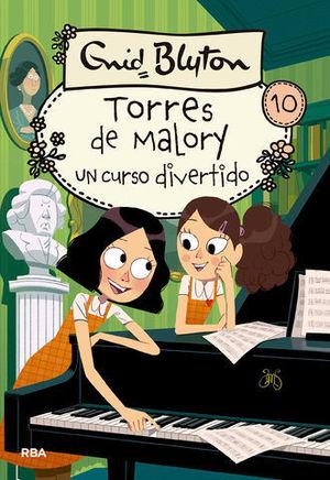 TORRES DE MALORY 10 UN CURSO DIVERTIDO