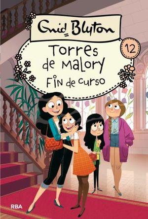 TORRES DE MALORY 12.  FIN DE CURSO