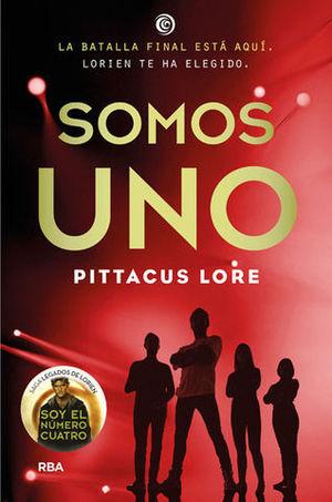 SOMOS UNO. LEGADOS DE LORIEN 7