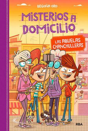 MISTERIOS A DOMICILIO 3 LAS ABUELAS CHANCHULLERAS