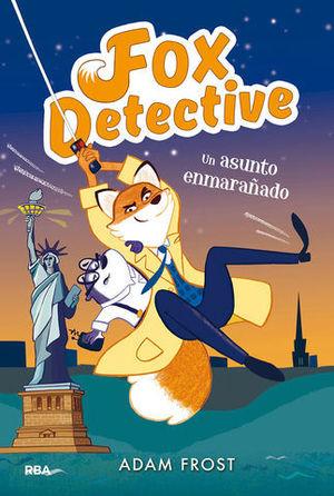 FOX DETECTIVE.  UN ASUSTO ENMARAÑADO
