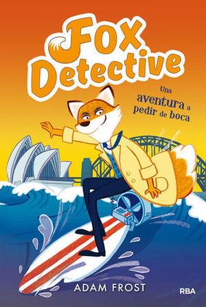 FOX DETECTIVE.  UNA AVENTURA A PEDIR DE BOCA