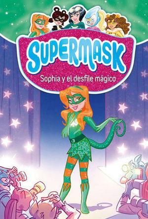 SUPERMASK 5 LILY Y EL GRAN ENIGMA DEL FONDO DE LOS MARES