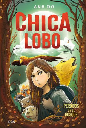 LA CHICA LOBO.  PERDIDOS EN EL BOSQUE