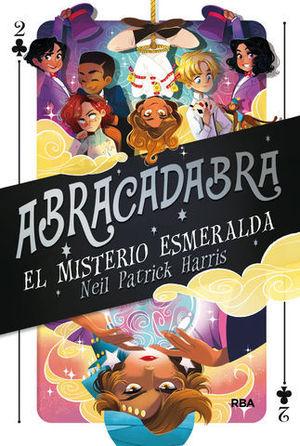 ABRACADABRA.  EL MISTERIO ESMERALDA