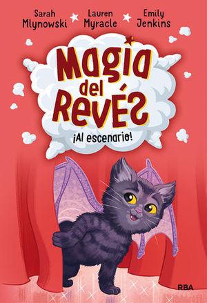 MAGIA DEL REVES.  ¡ AL ESCENARIO !