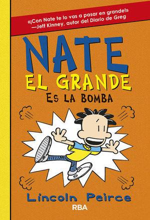 NATE EL GRANDE ES LA BOMBA