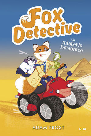 FOX DETECTIVE UN MISTERIO FARAONICO