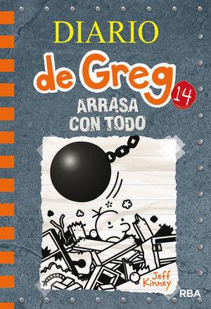 DIARIO DE GREG.  ARRASA CON TODO