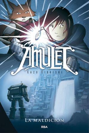 AMULET.  LA MALDICION