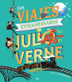 LOS VIAJES EXTRAORDINARIOS DE JULIO VERNE.
