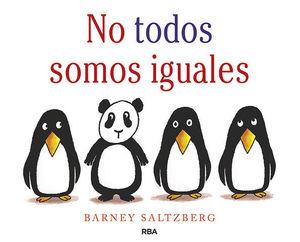 NO TODOS SOMOS IGUALES..