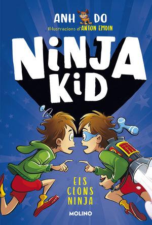 NINJA KID 5. ELS CLONS NINJA
