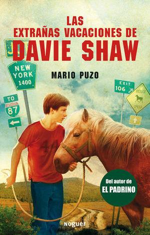 LAS EXTRAÑAS VACACIONES DE DAVIE SHAW