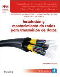 INSTALACION Y MANTENIMIENTO DE REDES PARA TRASMISION DE DATOS